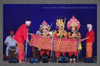 Mandarthi Durgaparameshwari Temple