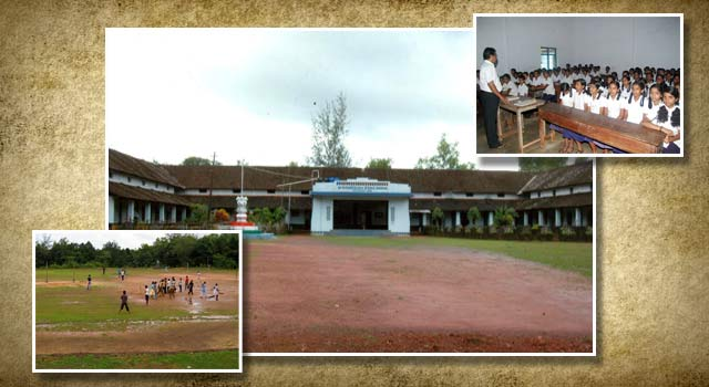 Mandarthi Durgaparameshwari High School