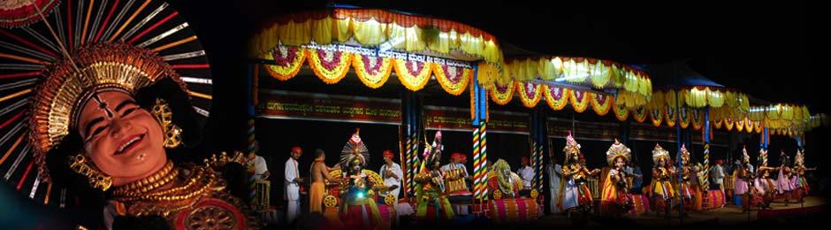 Durgaparameshwari Temple, Mandarthi